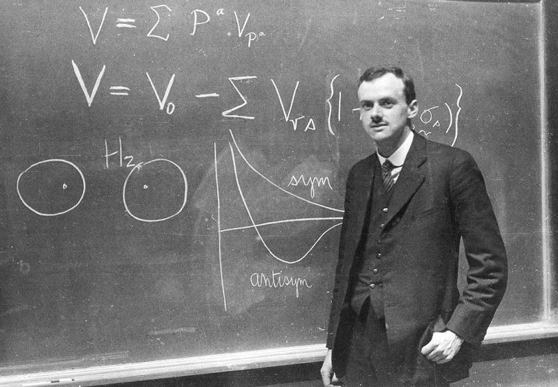 Paul M. Dirac